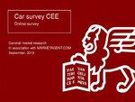 Grupa Generali zbadała postrzeganie zachowań niebezpiecznych przez kierowców w Europie